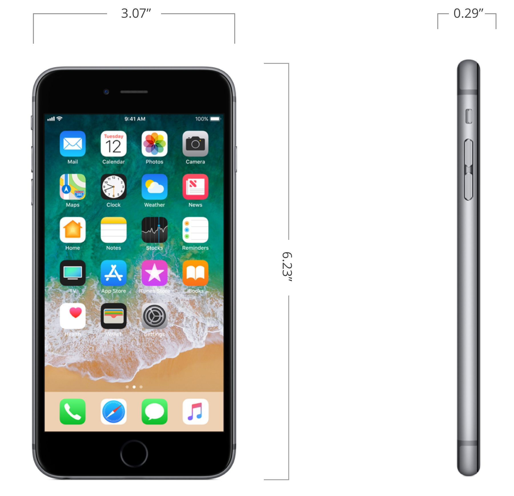 ffddf350b6c Apple iPhone 6s Plus Pre-Owned - Features and Reviews