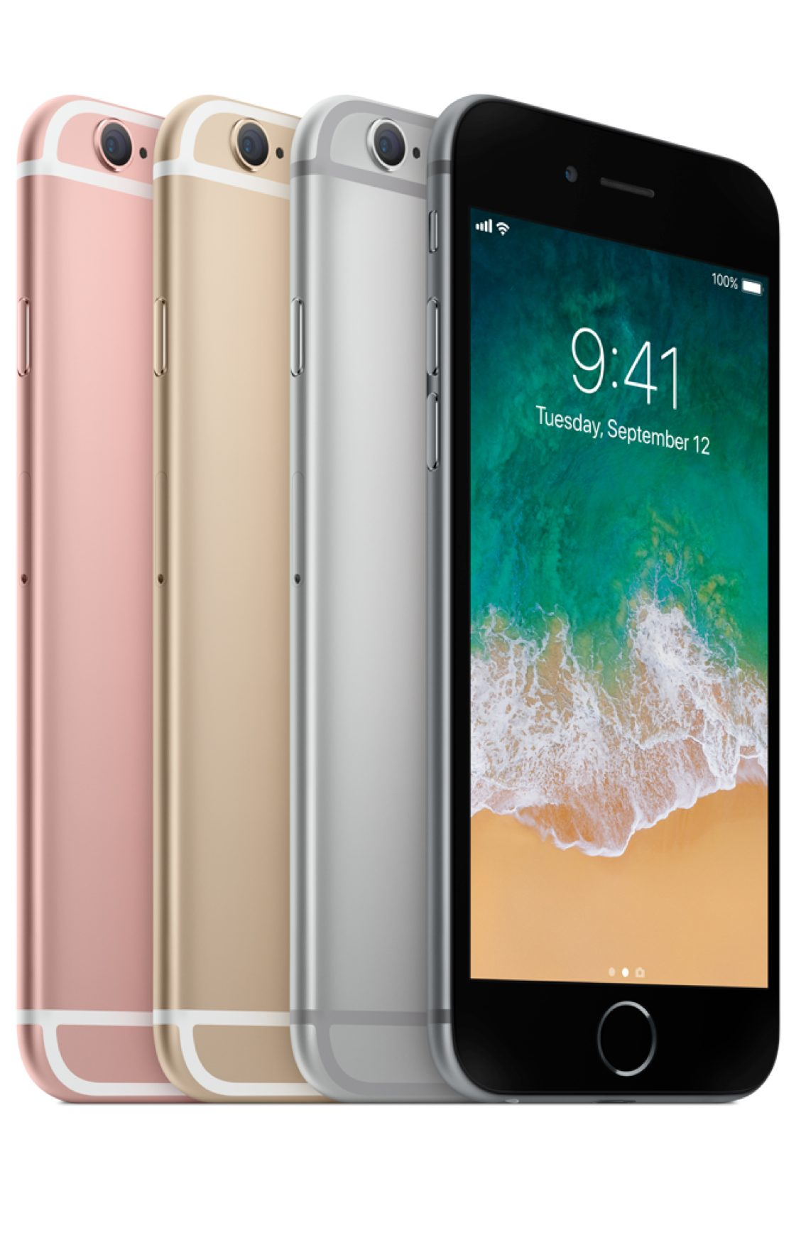 brand new b49f0 aa1ab iPhone 6s Pre-Owned, 16GB, Gold, Boost Mobile