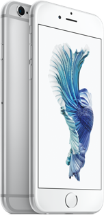Apple iPhone 6s en Plateado