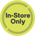 in-store only