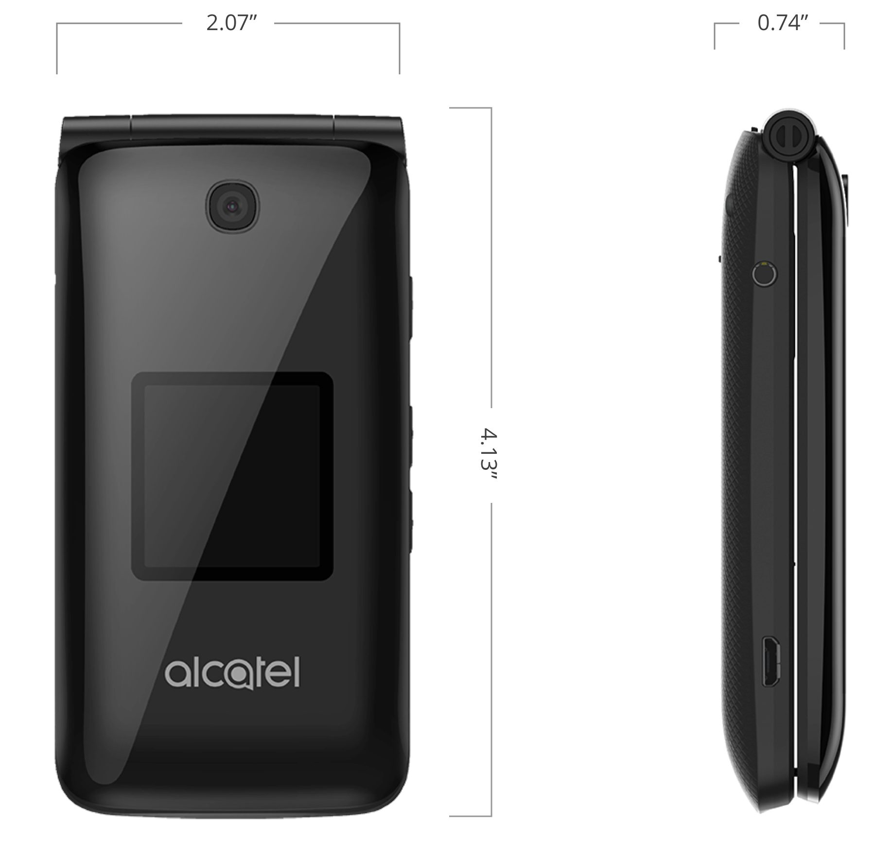 Alcatel GO FLIP at Boost Mobile in Lincoln Park, MI | Tuggl