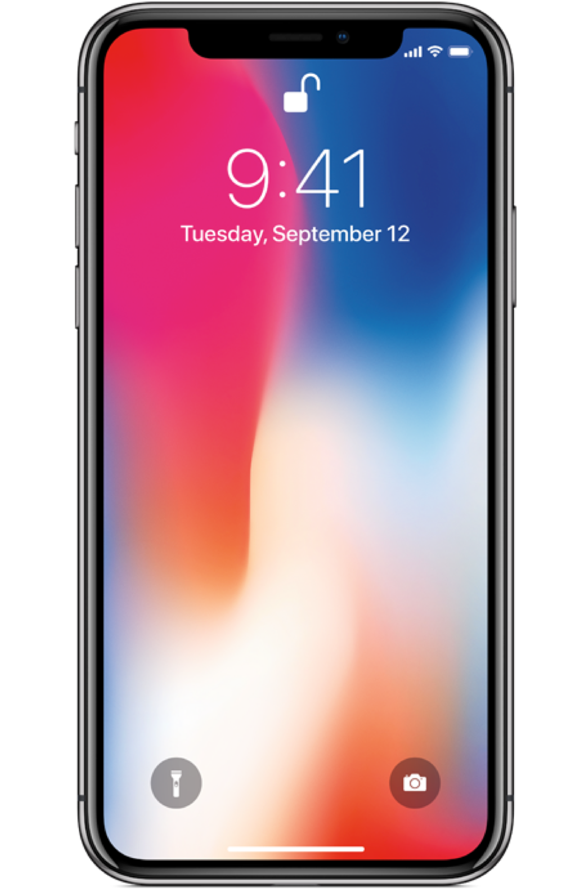 iPhone X, 64GB, Space Gray, Boost Mobile