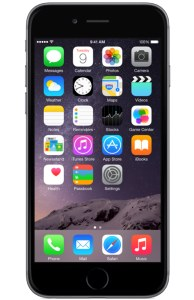 iPhone® 6 de 32 GB Space Gray