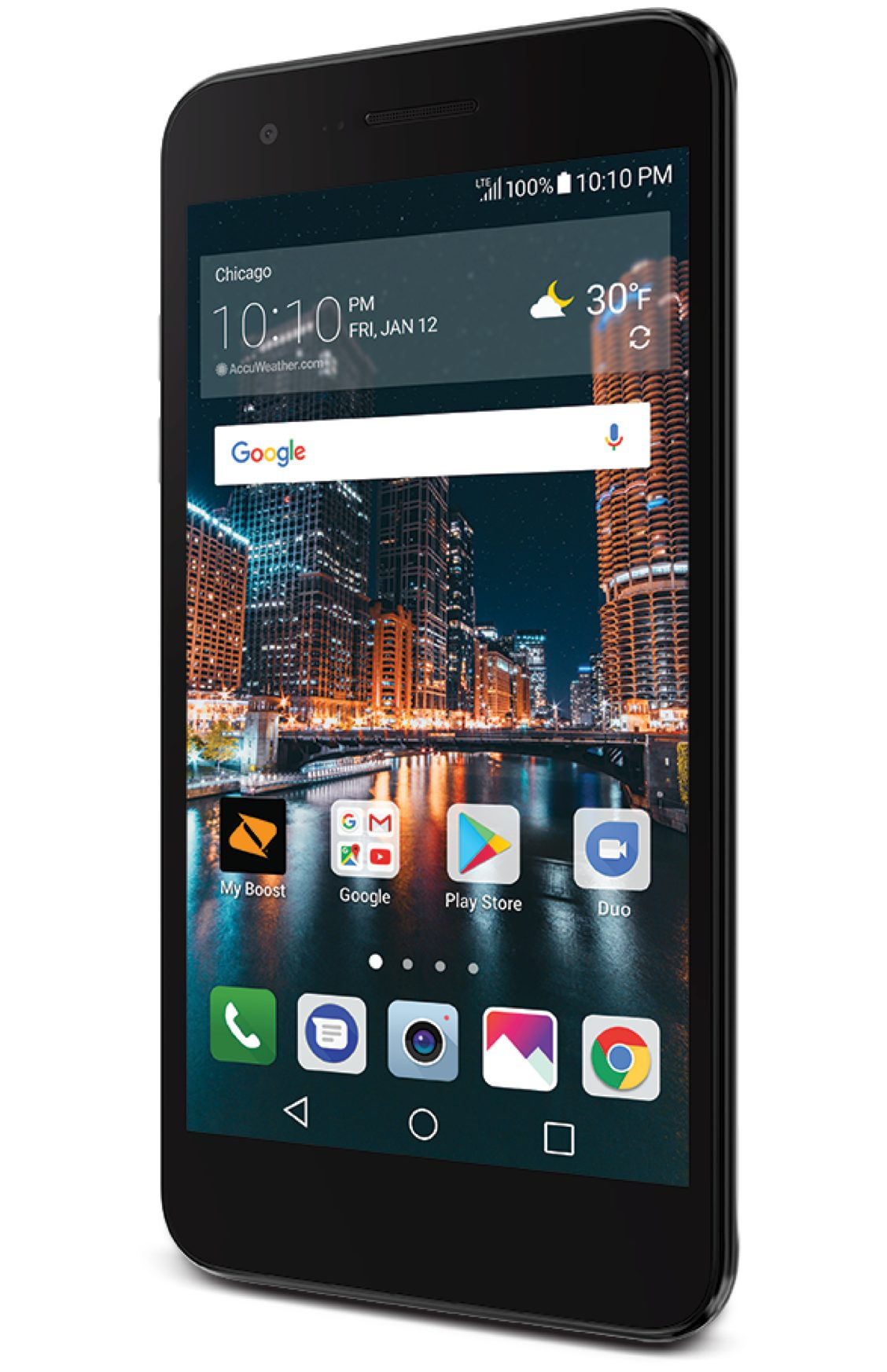 Tribute Dynasty, 16GB, Champagne, Boost Mobile