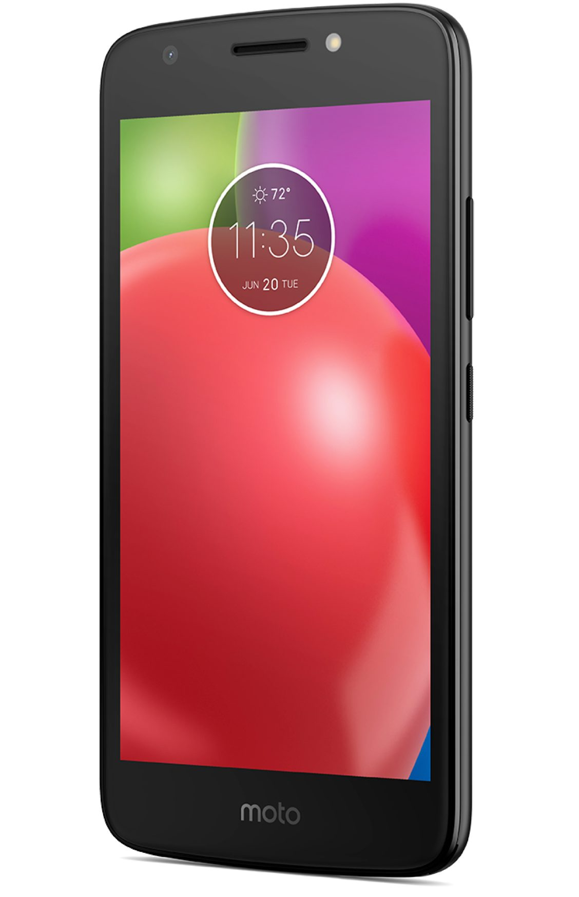 moto e4, 16GB, Black, Boost Mobile