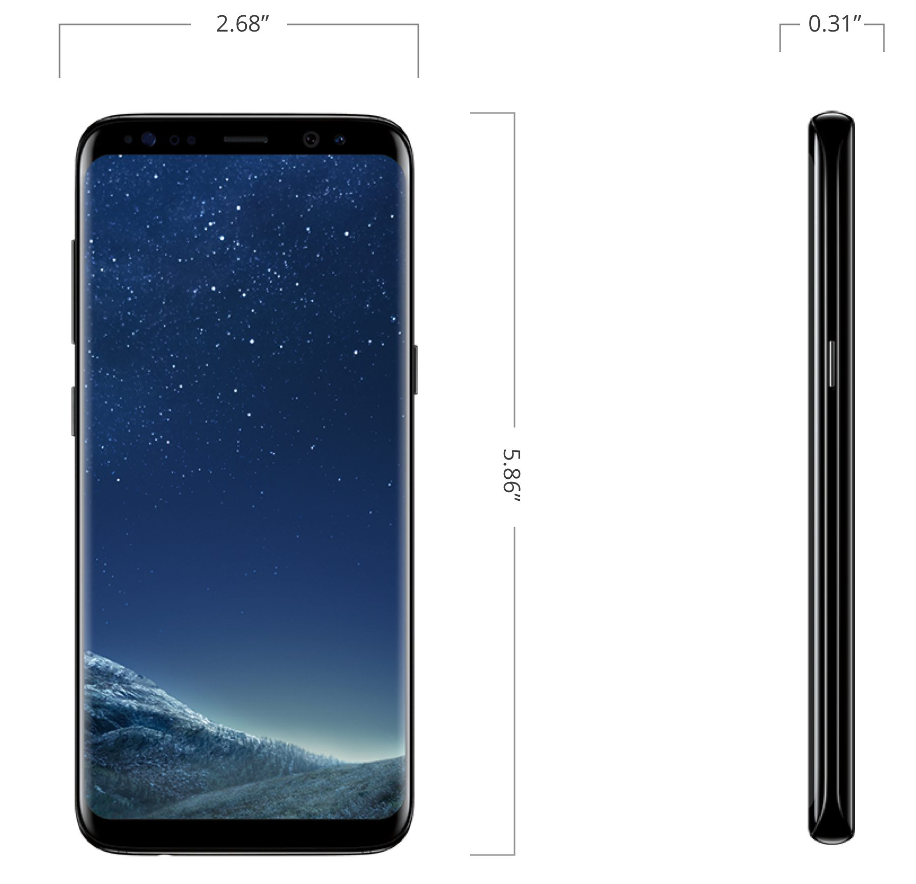 Samsung Galaxy S8 Pre-Owned | Tuggl