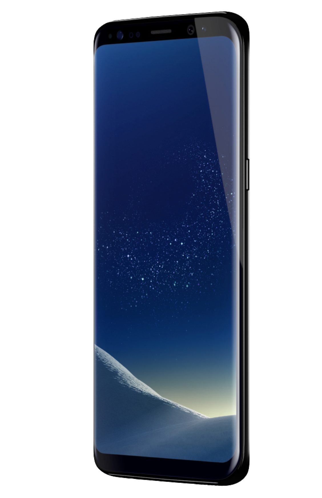 Galaxy S8 Pre-Owned, 64GB, Midnight Black, Boost Mobile