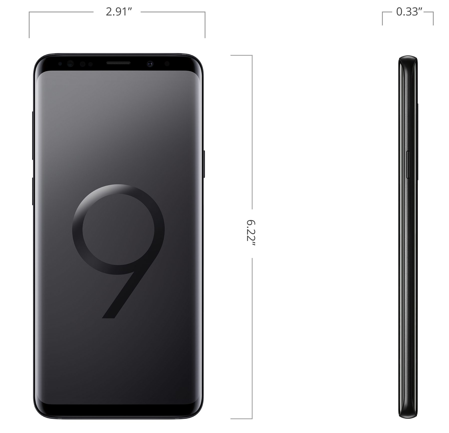 Samsung Galaxy S9+ Pre-Owned | Tuggl