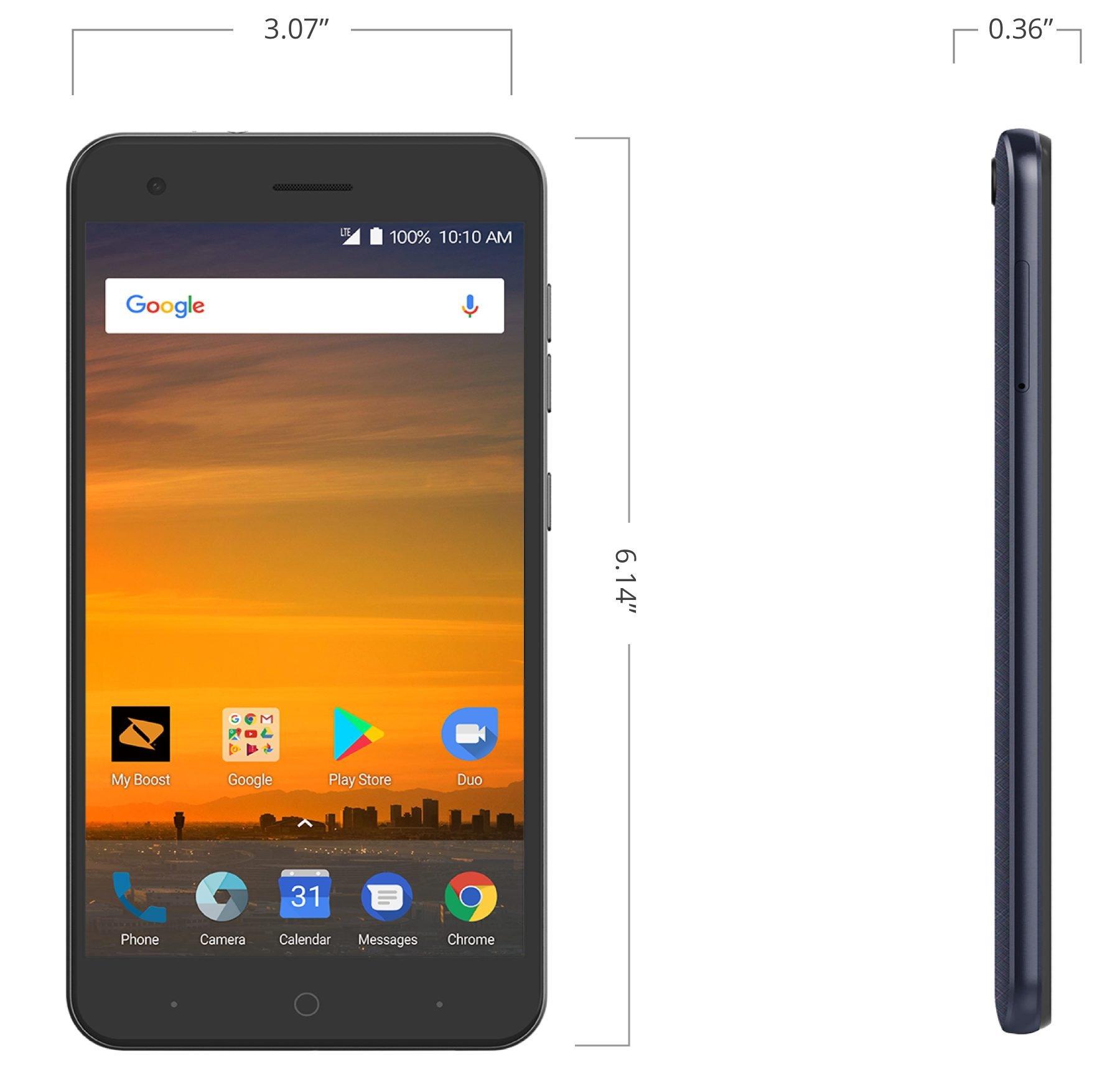ZTE Blade™ Force | Tuggl