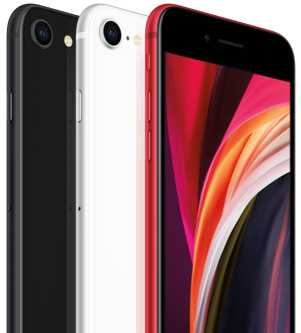iPhone SE smartphone